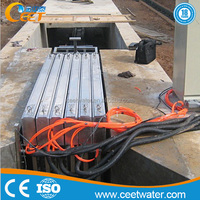 high quality Channel type uv sterilizing equipment for Sewage and recycled reclaimed water treatment