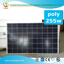 250 watt solar panels of high quality 250W Poly solar panels in stock with high performance Solar Module for power solar system