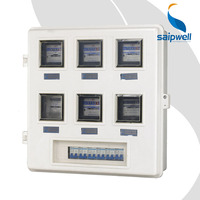 SAIP/SAIPWELL New Product Indoor Hdd Enclosure Plastic Water Meter Box Manhole Cover