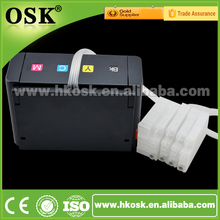 4 color Bulk ciss system for HP Pro 8600 Printer ciss ink system with Auto Reset chip