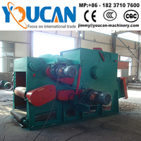 High-efficiency CE Approved Factory Directly Sale wood chipper for making organic soil