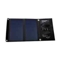 Wholesale 15W Solar Energy Portable 7W Solar Mobile Charger