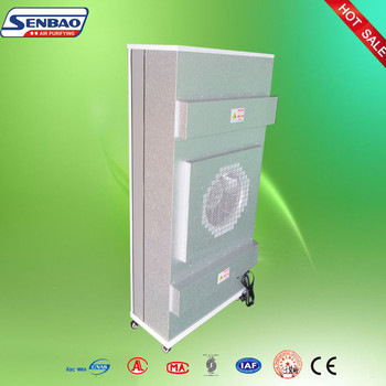 Household dust collection air purification device ffu