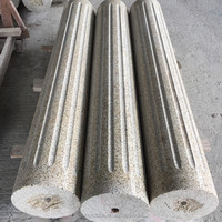concrete round marble columns for sale