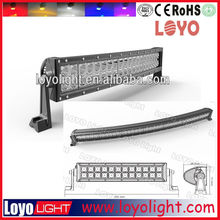 27.5inch 120W curved off road led light bar for off-road vehicle