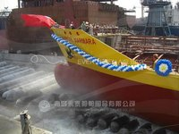 strong bearing capacity of Marine ship rubber airbags are for launching,heavy lifting,upgrading in shipyard for tugboat