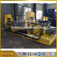 HSSK-Comply FDA Low Noise heavy duty plate used rolling machine