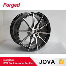 5x120 oem car wheels black and chrome rims