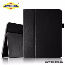 Chinese Manufacturer Custom Leather Cover Tablet Case for iPad 4