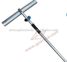glass cutter T shaped T type 1800mm length for big piece glass