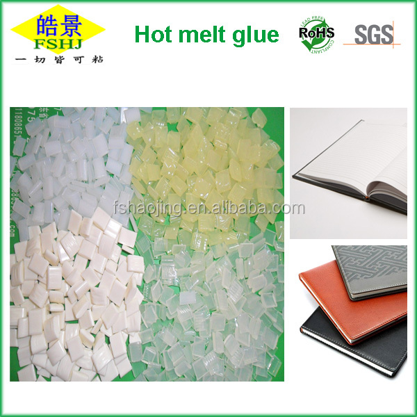 Rubber higher Quality Hot Melt Adhesive for bookbinding