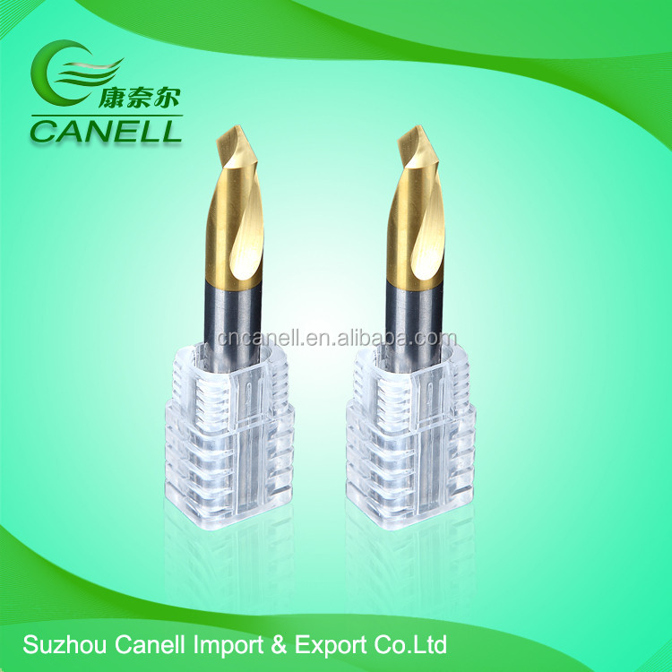 carbide cutting drill bits D12*90mm carbide drill with high performance