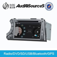 car stereo for Ssangyong kyron 2010-2013 car multimedia system with bluetooth radio SD USB phonebook HD video