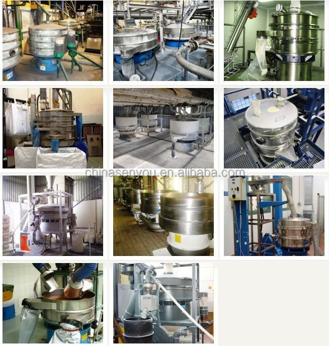 ISO high frequency stainless steel soursop juice bean grader
