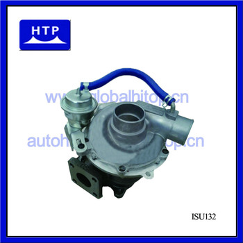 Turbocharger engine parts for isuzu