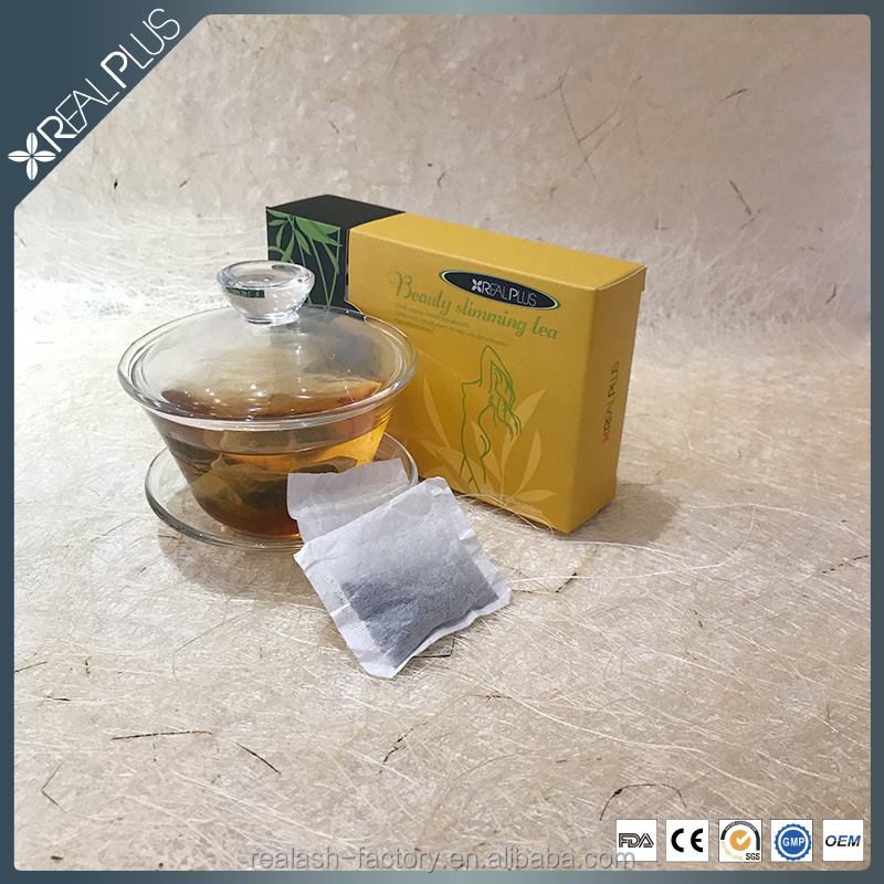Alibaba trust pass golden supplier offer top grade flavored slimming detox tea