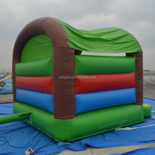 new product infaltable castle with slide, cheap inflatable combo, colorful bouncy slide