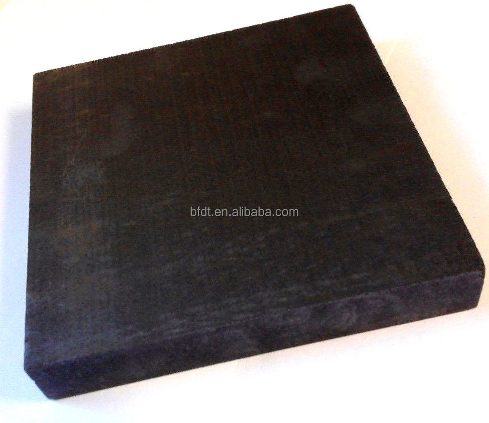 99.99% Graphite Plate Sheet Carbon Vane Electrode Rectangle