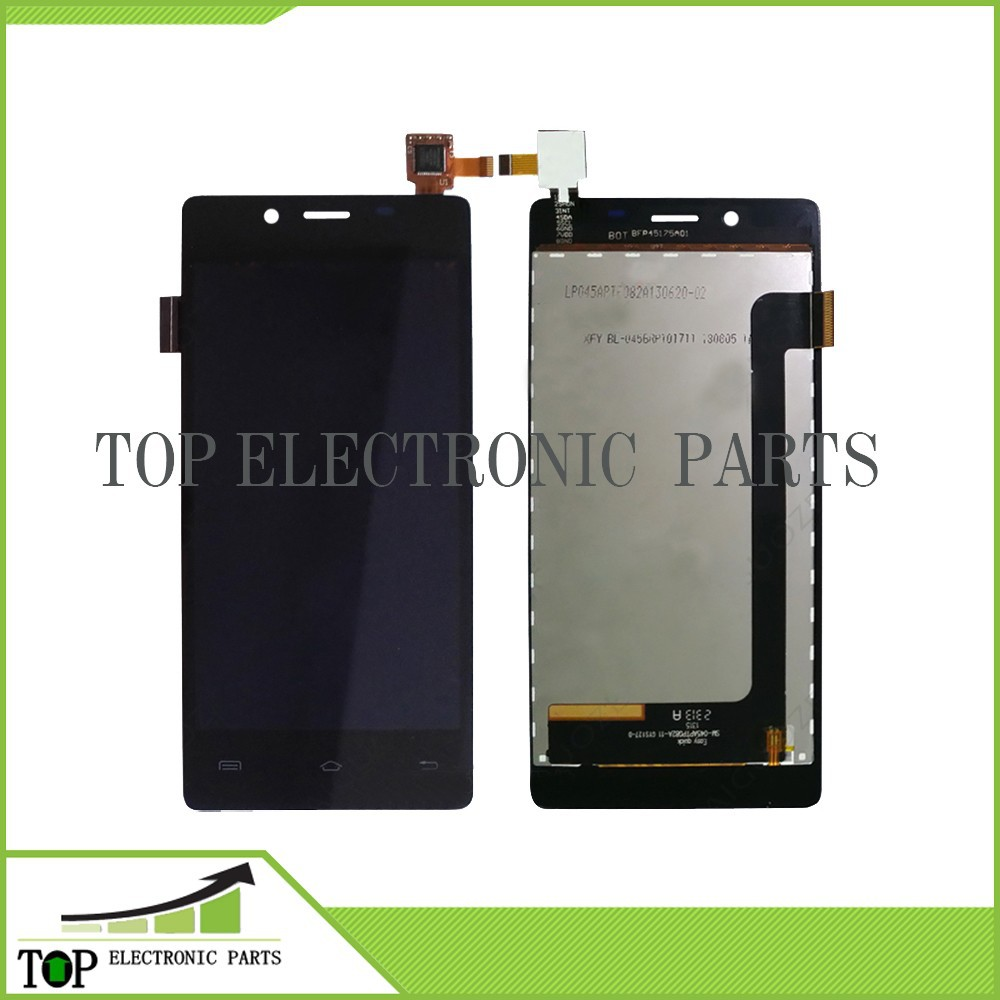 Original QHD LCD Display + Touch Screen Digitizer for EBEST Z5 4.5'' MTK6589 Quad Core 960X540 1GB 4GB Replacement