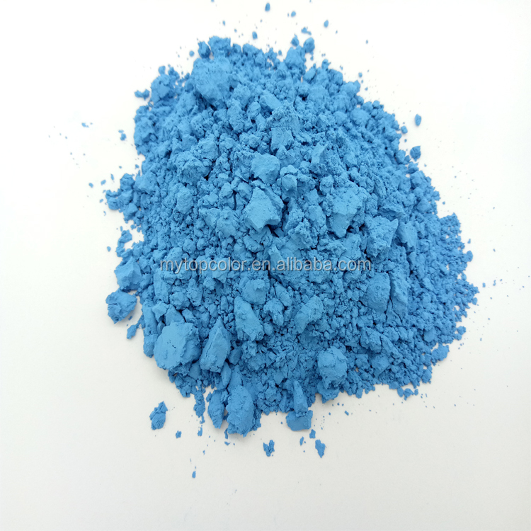 China low price ceramic color powder