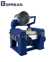 Advanced Manual Three Roll Mill for high viscosity pastes