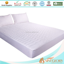 Saint Glory Produced Factory Price Quilted Mattress Protector High Quality Mattress Pad
