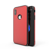 SHENGO New Arrival GLASS+Aluminum+PC+TPU GLASS Phone CASE FOR IPHONE 8