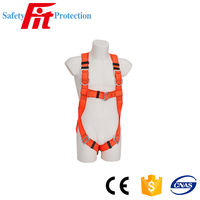 five-point electrician safety belts for lineman