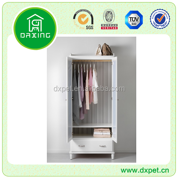 China new crate fashion wooden or mdf children bedroom wardrobe design