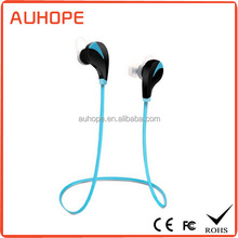 Ultralight new design dual connection 2015 super bass blutooth headset for sports