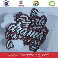 High Quality Weatherproof Vinyl Stickers Custom Die Cut Logo Stickers