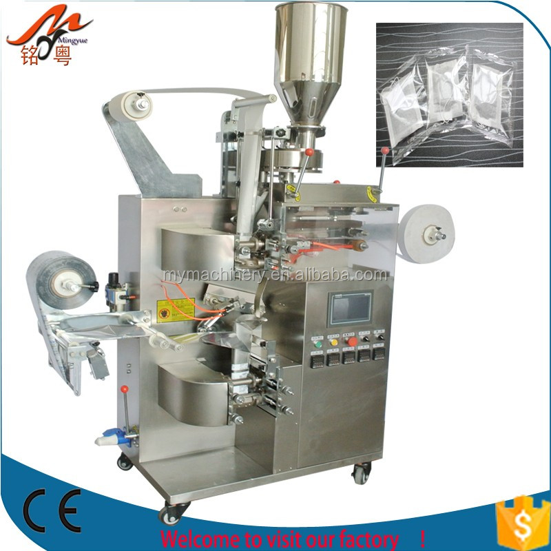 Full automatic thread tea bag packing machine MY-T80