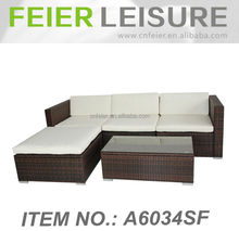 outdoor synthetic rattan furniture