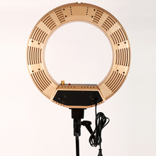 Studio tube ring light 18inch + Bag 5500K Photography Continuous Ring Lamp