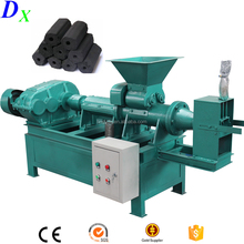 Corn cob screw sawdust briquette charcoal plant rice husk stick extruder machinery+8613383715271