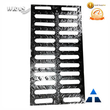 cast iron outdoor trench storm drain floor grates