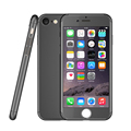 360 degree full body protective ultra thin hard PC cell phone case for iPhone 7 7s