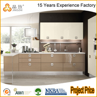 Top Class Quality Fashion Design New Model Kitchen Cabinet