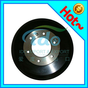 auto parts brake drum for Isuzu 8-980303850 /8980303850