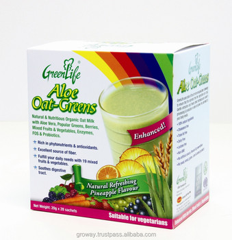 Greenlife Aloe Oat Greens
