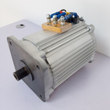 High Torque 6000rpm Electric Cargo Van 4kW 48V Motor Electric for Car
