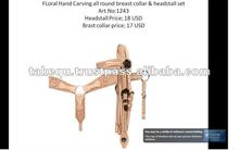 Horse western bridle Tack