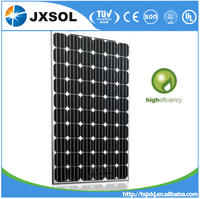 Power well Solar Super Quality Competitive Price mono 300w solar panel with IEC TUV CE ISO Certificates