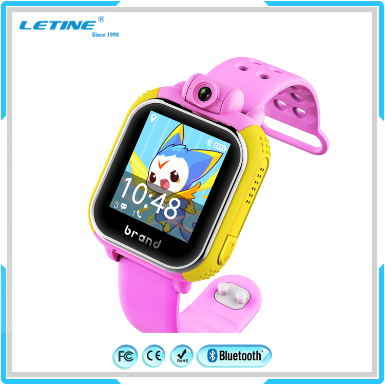 New Quality 3G Android Wifi Touch Screen Phone Call Children GPS Tracker Smart Watch For Kids SOS Mobile Watch Phones