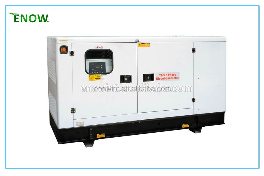diesel powered electricity generator 100kva Industrial power plants manufacturer use