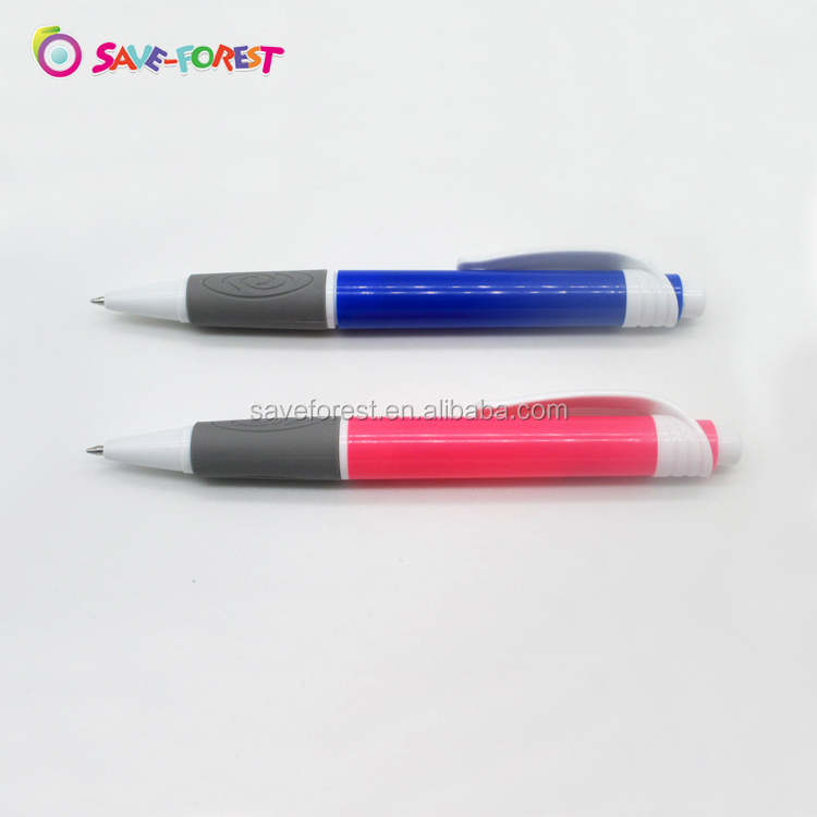 Cheap advertising Plastic Pen Mold with custom logo