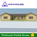 Low cost light steel structure prefabricated villa design house prefab house