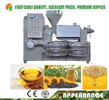 2015 the new designed higher output oil rate product oil press machine/mutlifunction cooking oil press