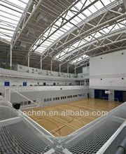 2015 NEW TYPE sports hall structure for basketball