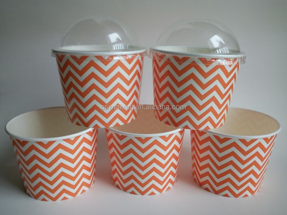 Frozen yogurt paper cup Factory in China, Ice cream paper cup factory in China, Paper soup bowl factory in China